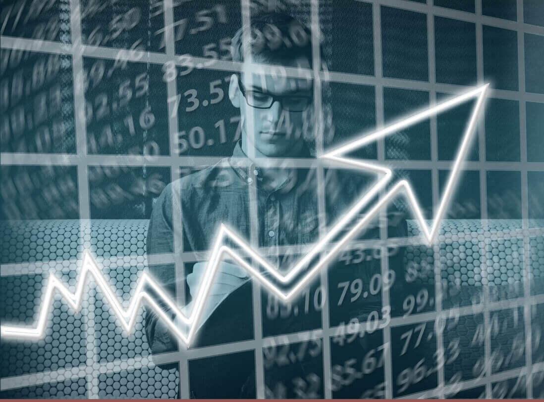 גרפים, מספרים,כלכלן, כסף, נכסים